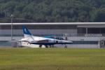 344さんが、広島空港で撮影した航空自衛隊 T-4の航空フォト(写真)