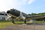 ceskykrumlovさんが、The Independence Hall of Koreaで撮影した大韓民国臨時政府 C-47A Skytrainの航空フォト(写真)