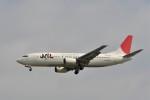 kumagorouさんが、仙台空港で撮影したJALエクスプレス 737-446の航空フォト(写真)