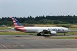 T.Sazenさんが、成田国際空港で撮影したアメリカン航空 777-223/ERの航空フォト(写真)