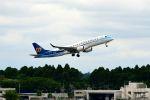 まいけるさんが、成田国際空港で撮影したマンダリン航空 ERJ-190-100 IGW (ERJ-190AR)の航空フォト(写真)