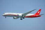 ちゃぽんさんが、羽田空港で撮影した上海航空 787-9の航空フォト(写真)