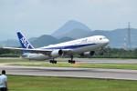 MiYABiさんが、高松空港で撮影した全日空 767-381/ERの航空フォト(写真)