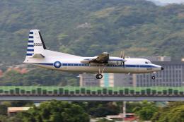 HLeeさんが、台北松山空港で撮影した中華民国空軍 50の航空フォト(飛行機 写真・画像)