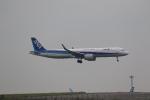 OS52さんが、羽田空港で撮影した全日空 A321-272Nの航空フォト(写真)