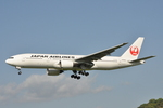 snow_shinさんが、福岡空港で撮影した日本航空 777-246の航空フォト(飛行機 写真・画像)