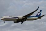 344さんが、成田国際空港で撮影した全日空 767-381/ERの航空フォト(写真)