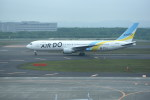 kumagorouさんが、新千歳空港で撮影したAIR DO 767-33A/ERの航空フォト(飛行機 写真・画像)