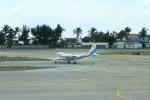 Hiro-hiroさんが、プリンセス・ジュリアナ国際空港で撮影したトランス・アンギラ・エアウェイズ BN-2B-21 Islanderの航空フォト(写真)