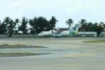 Hiro-hiroさんが、プリンセス・ジュリアナ国際空港で撮影したエア・アンティル・エクスプレス ATR-42-500の航空フォト(飛行機 写真・画像)