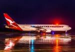 Cygnus00さんが、新千歳空港で撮影したカンタス航空 767-381F/ERの航空フォト(写真)