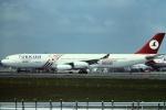 tassさんが、成田国際空港で撮影したターキッシュ・エアラインズ A340-313Xの航空フォト(写真)