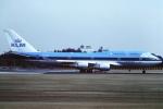 tassさんが、成田国際空港で撮影したKLMオランダ航空 747-406Mの航空フォト(写真)