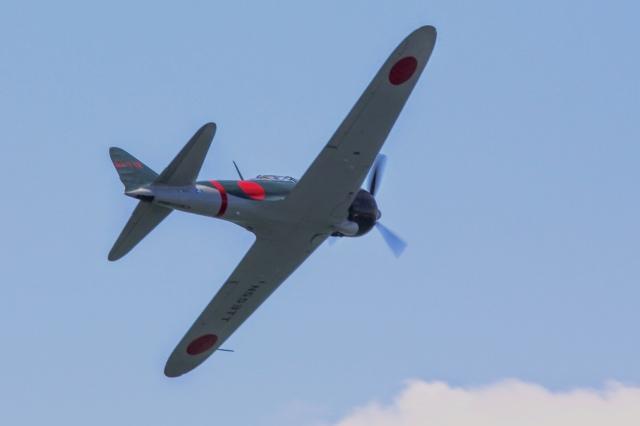 Keiyon✈️さんが、幕張で撮影したゼロエンタープライズ Zero 22/A6M3の航空フォト(飛行機 写真・画像)