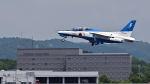 オキシドールさんが、広島空港で撮影した航空自衛隊 T-4の航空フォト(飛行機 写真・画像)