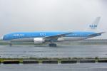 sachiさんが、関西国際空港で撮影したKLMオランダ航空 777-206/ERの航空フォト(写真)