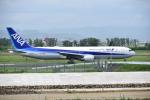 キョウさんが、仙台空港で撮影した全日空 767-381/ERの航空フォト(写真)