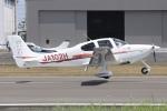 Hii0802さんが、八尾空港で撮影した日本個人所有 SR20 Sの航空フォト(写真)