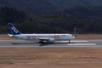 344さんが、広島空港で撮影した全日空 767-381/ERの航空フォト(写真)