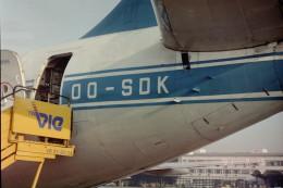 ヒロリンさんが、ブリュッセル国際空港で撮影したサベナ・ベルギー航空 737-229C/Advの航空フォト(飛行機 写真・画像)
