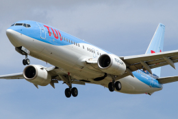chrisshoさんが、シュトゥットガルト空港で撮影したトゥイフライ 737-8K5の航空フォト(飛行機 写真・画像)