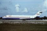 tassさんが、フォートローダーデール・ハリウッド国際空港で撮影したスピリット航空 DC-9-32の航空フォト(飛行機 写真・画像)