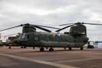 チャッピー・シミズさんが、フェアフォード空軍基地で撮影したオランダ王立空軍 CH-47Dの航空フォト(写真)