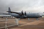 チャッピー・シミズさんが、フェアフォード空軍基地で撮影したカナダ軍の航空フォト(写真)