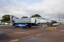 チャッピー・シミズさんが、フェアフォード空軍基地で撮影したトルコ空軍 F-4EJ Phantom IIの航空フォト(飛行機 写真・画像)