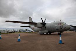 チャッピー・シミズさんが、フェアフォード空軍基地で撮影したForţele Aeriene Române C-27J Spartanの航空フォト(飛行機 写真・画像)