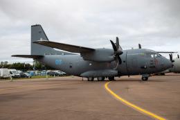 チャッピー・シミズさんが、フェアフォード空軍基地で撮影したLithuanian Air Force C-27J Spartanの航空フォト(飛行機 写真・画像)