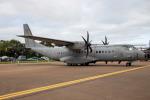 チャッピー・シミズさんが、フェアフォード空軍基地で撮影したフィンランド空軍 C-295の航空フォト(写真)