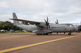 チャッピー・シミズさんが、フェアフォード空軍基地で撮影したフィンランド空軍 C-295の航空フォト(飛行機 写真・画像)