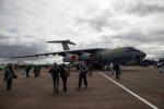 チャッピー・シミズさんが、フェアフォード空軍基地で撮影したウクライナ空軍 Il-76MDの航空フォト(写真)