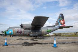 チャッピー・シミズさんが、フェアフォード空軍基地で撮影したパキスタン空軍 C-130E Herculesの航空フォト(飛行機 写真・画像)