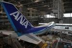 肉食獣さんが、羽田空港で撮影した全日空 747-481(D)の航空フォト(写真)
