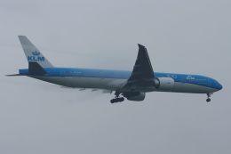 ladyinredさんが、RJAAで撮影したKLMオランダ航空 777-306/ERの航空フォト(飛行機 写真・画像)