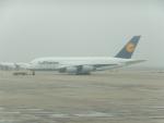 keitsamさんが、上海浦東国際空港で撮影したルフトハンザドイツ航空 A380-841の航空フォト(飛行機 写真・画像)
