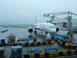 kiyohsさんが、アムステルダム・スキポール国際空港で撮影したケニア航空 787-8 Dreamlinerの航空フォト(飛行機 写真・画像)