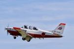 Keiyon✈️さんが、静浜飛行場で撮影した航空自衛隊 T-7の航空フォト(飛行機 写真・画像)