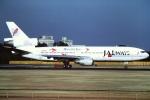 tassさんが、成田国際空港で撮影したJALウェイズ DC-10-40の航空フォト(写真)