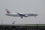 レドームさんが、羽田空港で撮影した日本航空 777-289の航空フォト(写真)