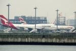 レドームさんが、羽田空港で撮影したカンタス航空 747-438の航空フォト(飛行機 写真・画像)