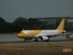 kiyohsさんが、シンガポール・チャンギ国際空港で撮影したスクート A320-232の航空フォト(写真)