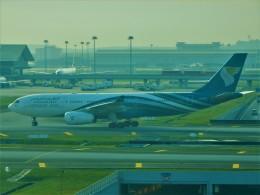 航空フォト:A4O-DG オマーン航空 A330-200