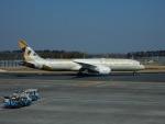 kiyohsさんが、成田国際空港で撮影したエティハド航空 787-9の航空フォト(飛行機 写真・画像)