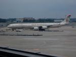 kiyohsさんが、成田国際空港で撮影したエティハド航空 A340-642Xの航空フォト(飛行機 写真・画像)