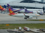 kiyohsさんが、関西国際空港で撮影した天津航空 A320-232の航空フォト(飛行機 写真・画像)