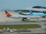 kiyohsさんが、関西国際空港で撮影した天津航空 A330-343Eの航空フォト(飛行機 写真・画像)