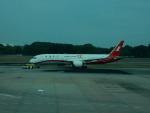 kiyohsさんが、シンガポール・チャンギ国際空港で撮影した上海航空 787-9の航空フォト(飛行機 写真・画像)